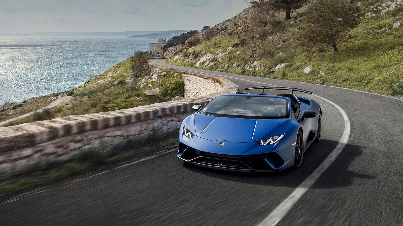 Lamborghini Huracan Performante Spyder - Vivid Technology image 1