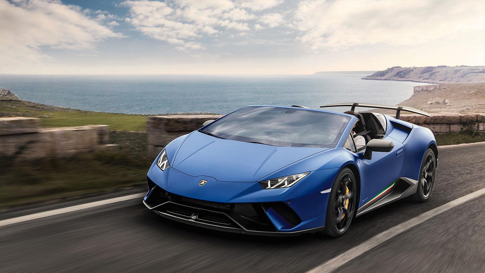 Lamborghini Huracan Performante Spyder - Vivid Technology image 2