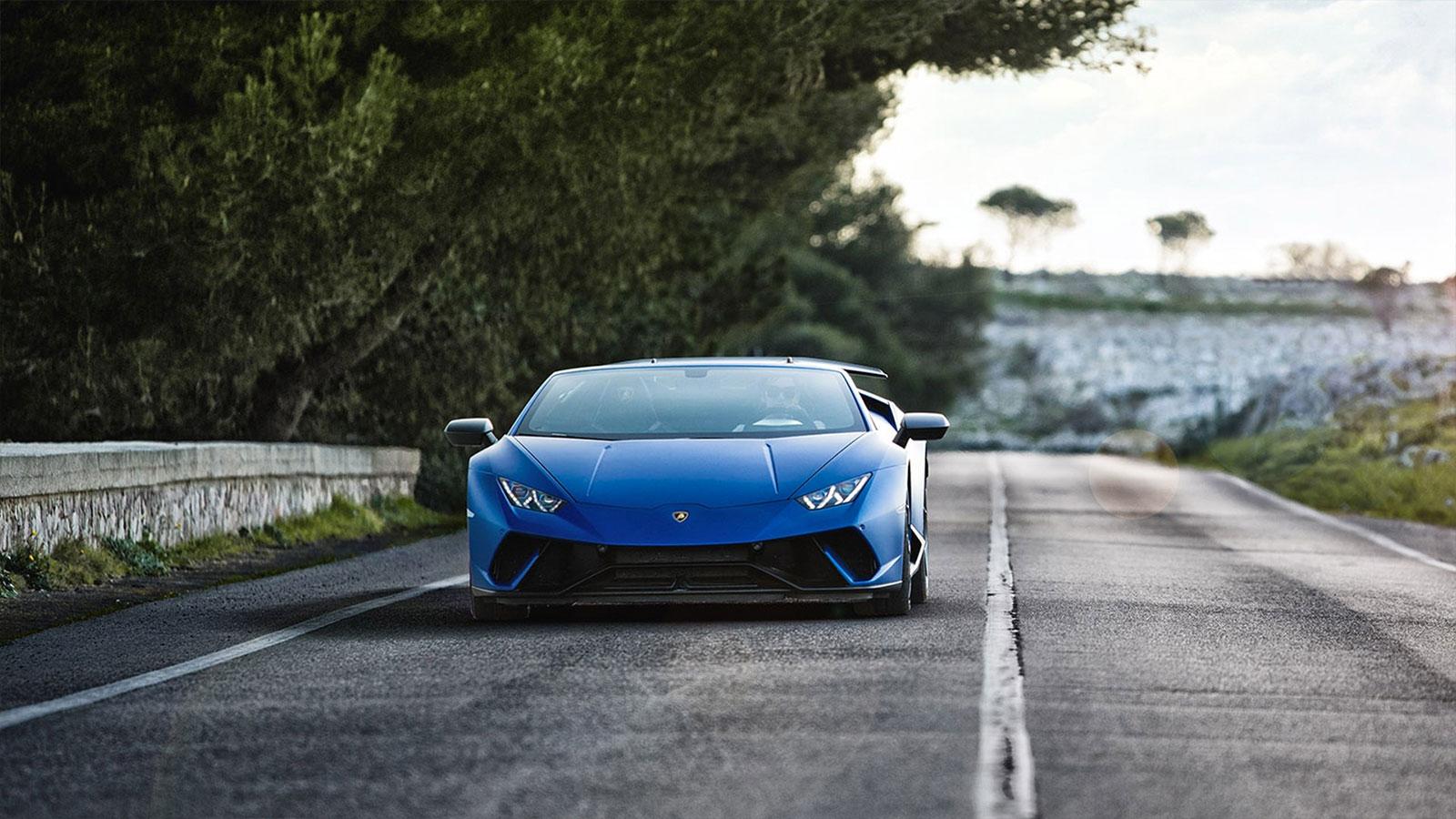 Lamborghini Huracan Performante Spyder - Vivid Technology image 3