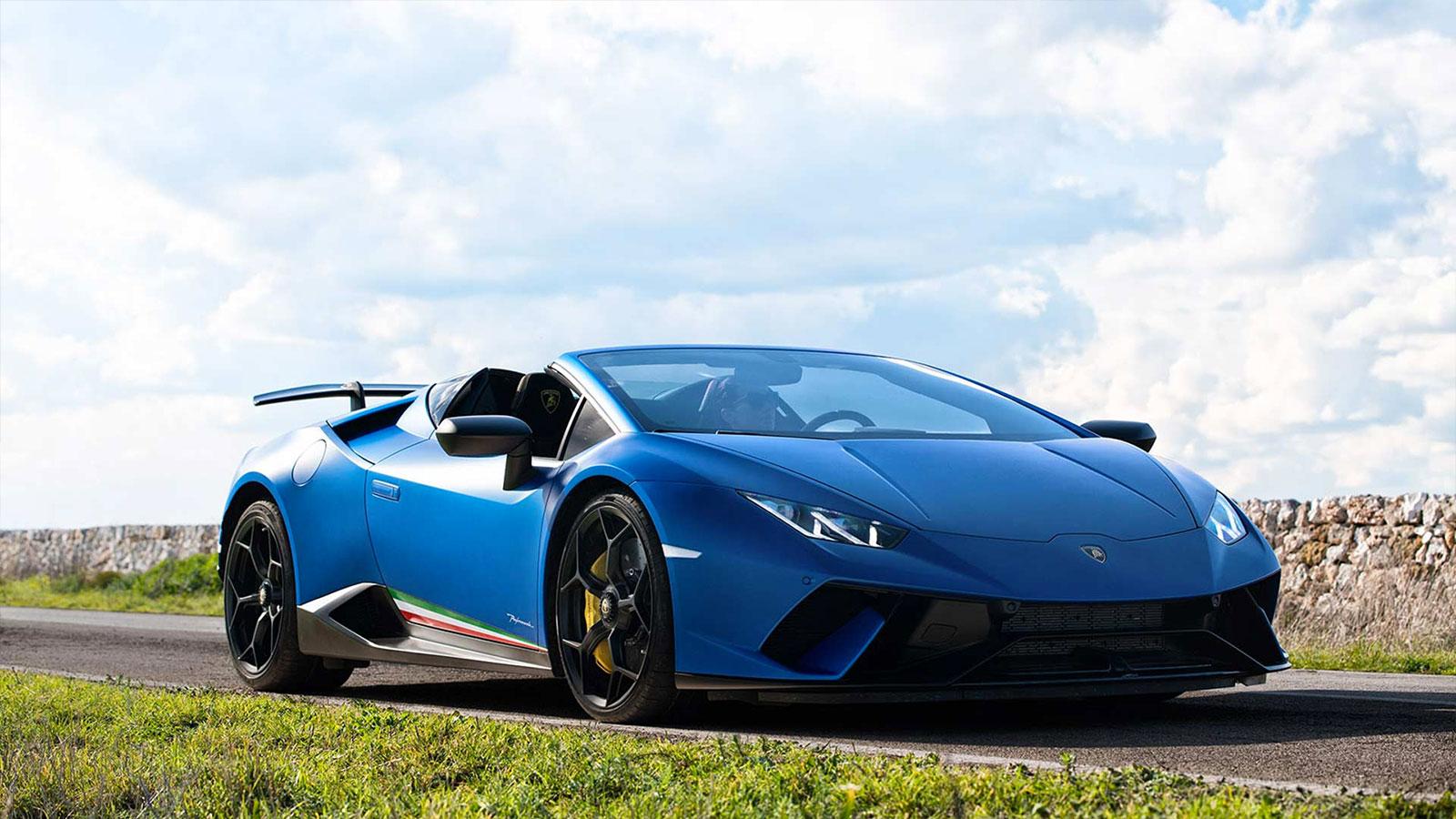Lamborghini Huracan Performante Spyder - Vivid Technology image 7