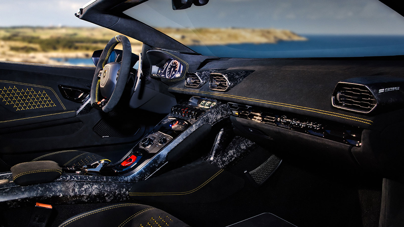 Lamborghini Huracan Performante Spyder - Vivid Technology image 10