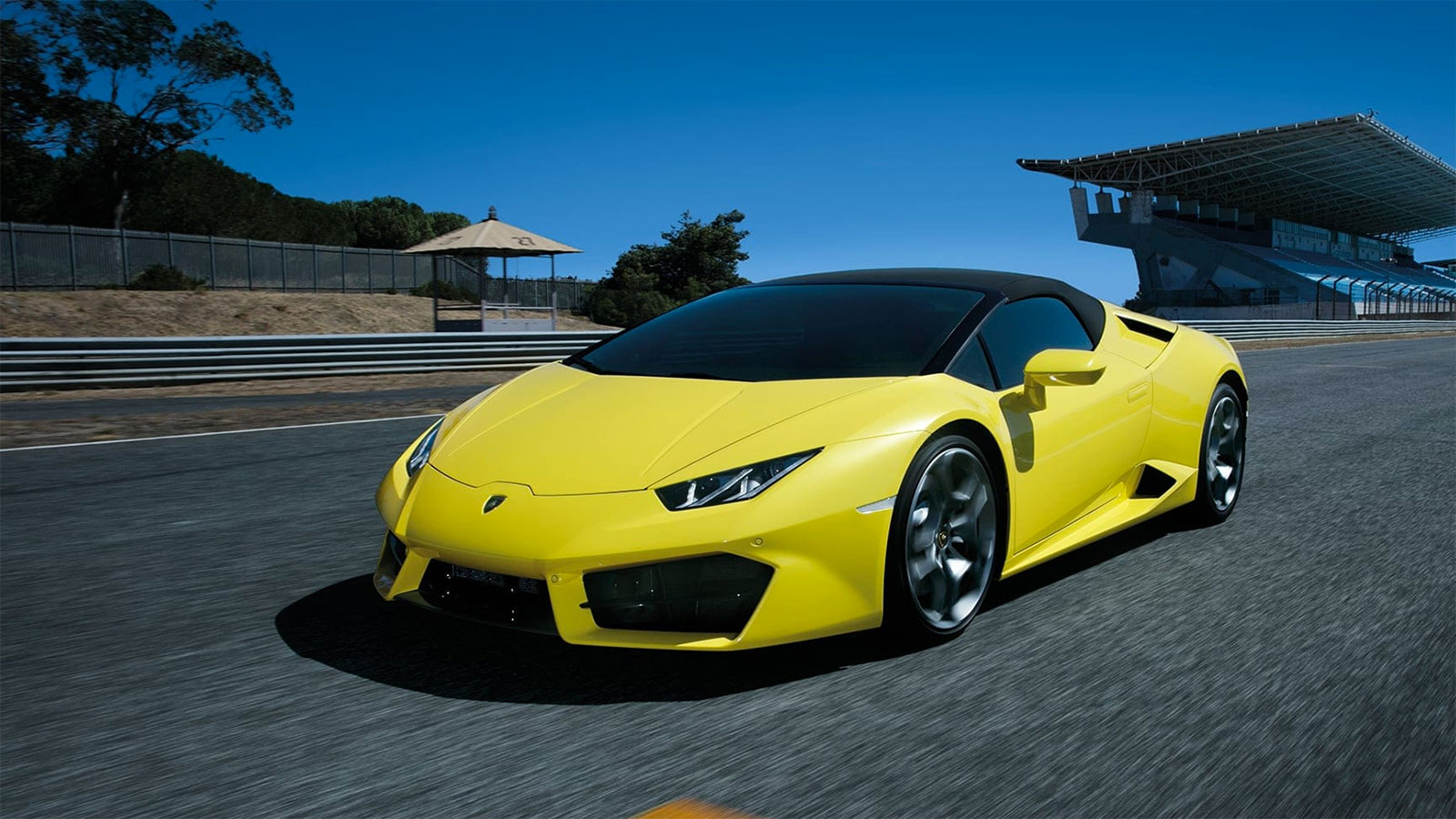 Lamborghini Huracan RWD Spyder - Breathtaking Technology image 1