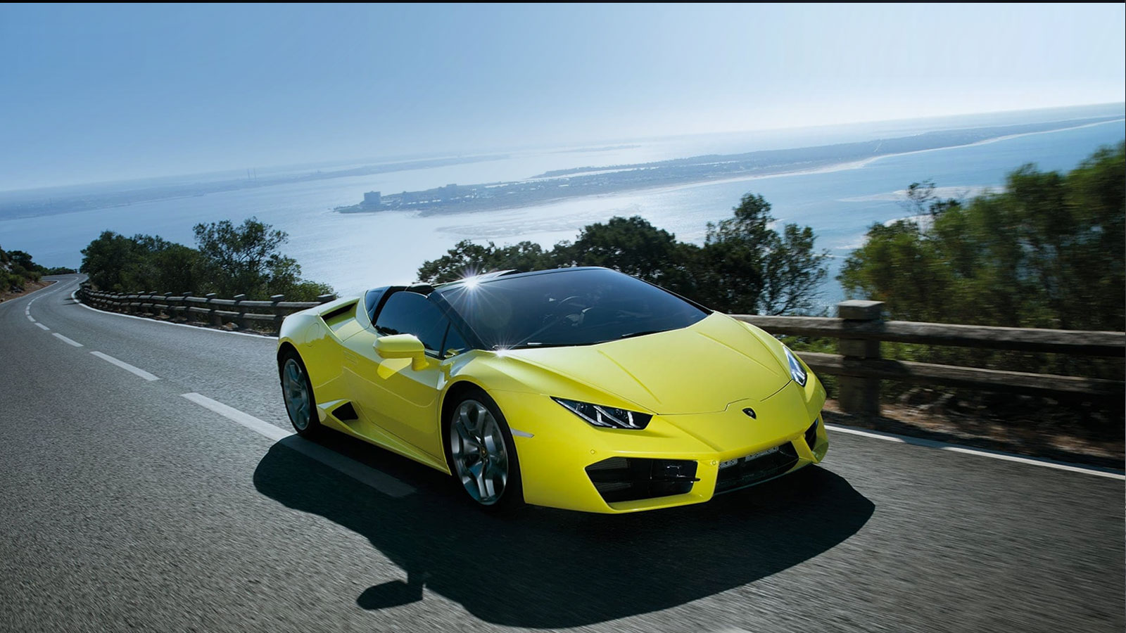 Lamborghini Huracan RWD Spyder - Breathtaking Technology image 2
