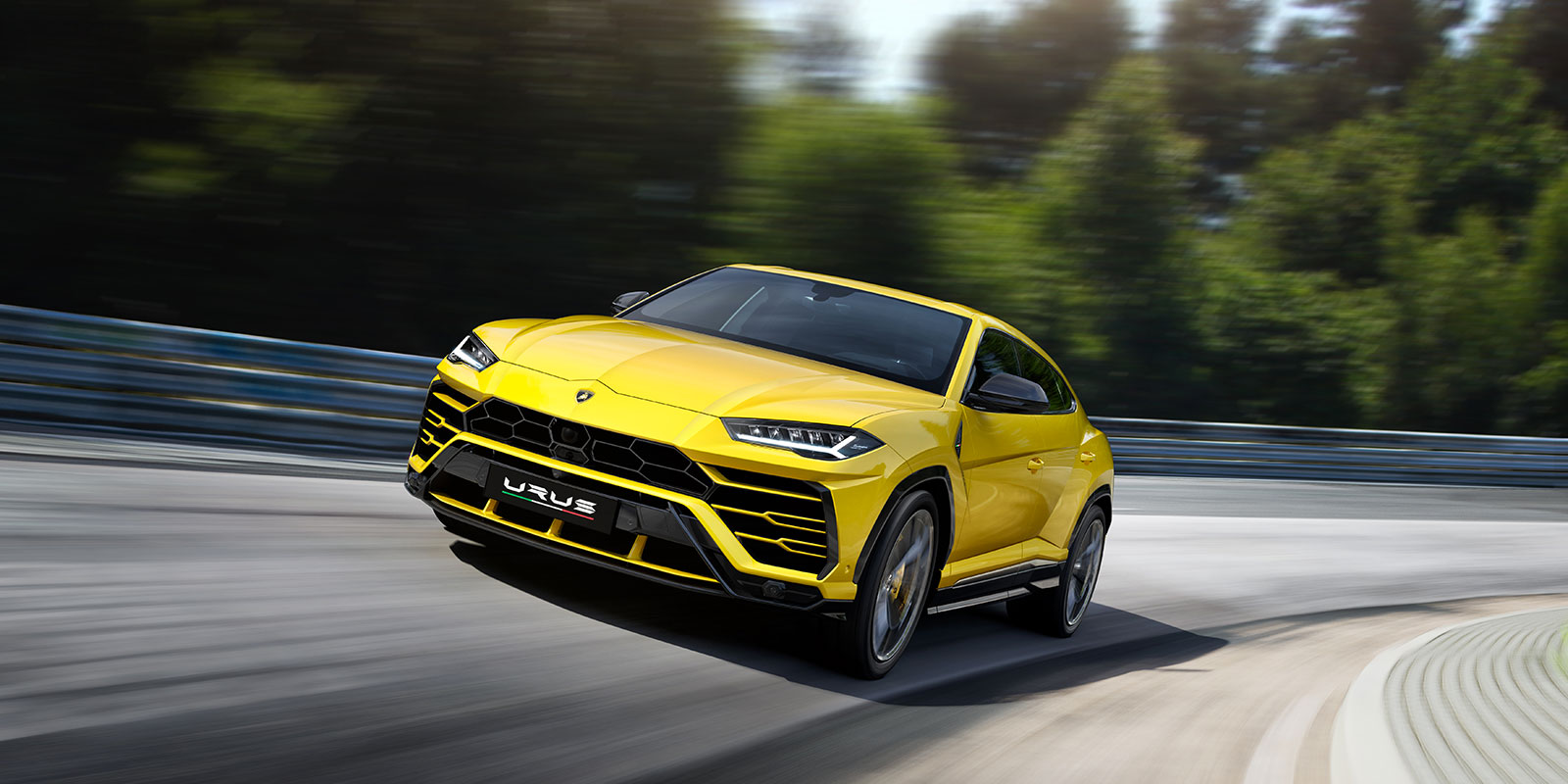Lamborghini Urus - The World's First Super Sport Utility Vehicle image 2