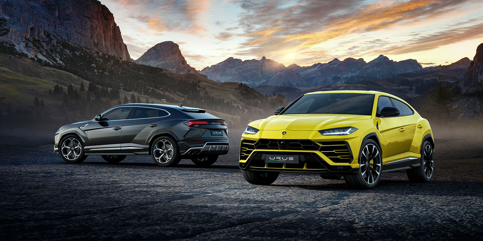 Lamborghini Urus - The World's First Super Sport Utility Vehicle image 4