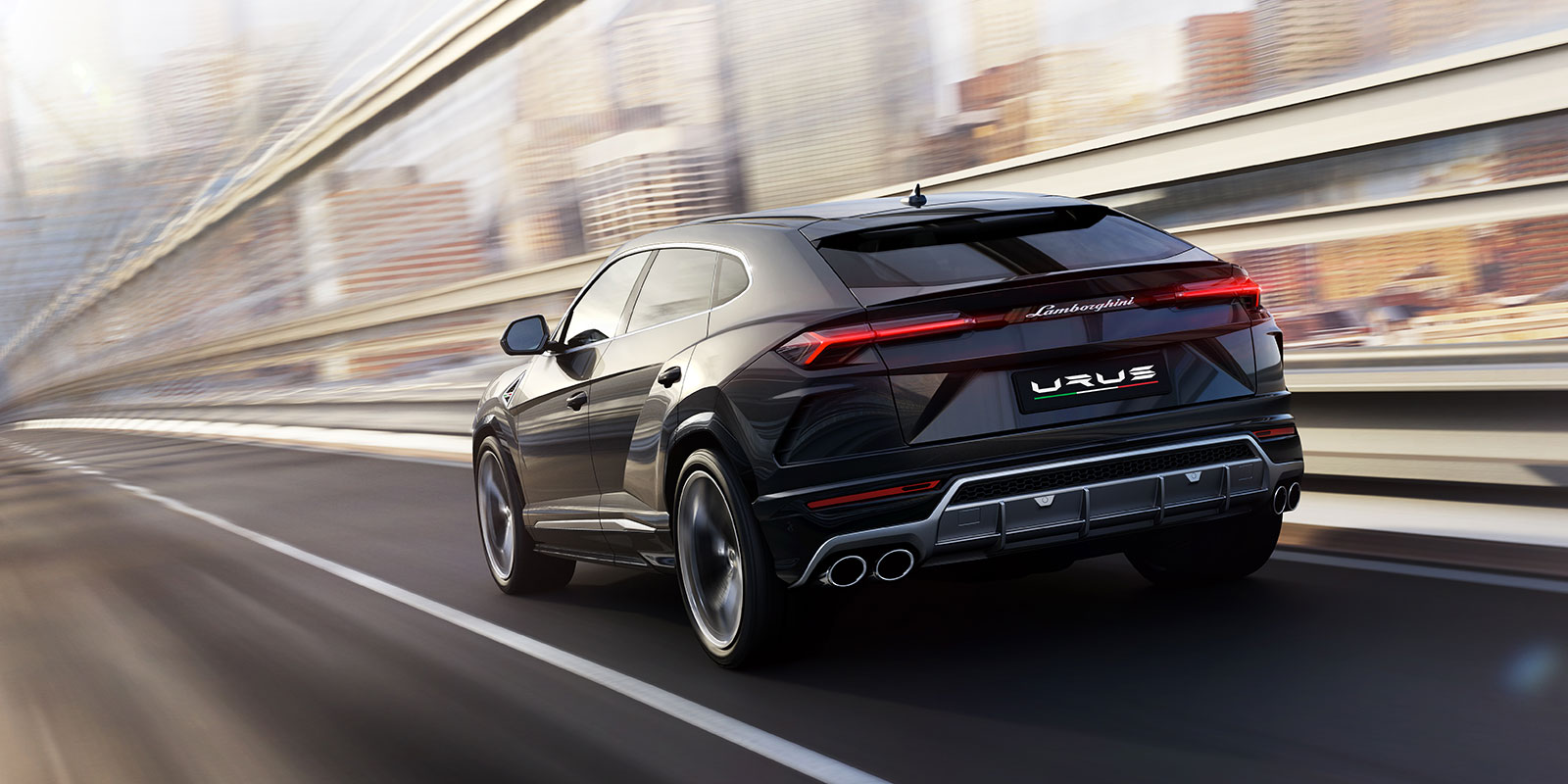 Lamborghini Urus - The World's First Super Sport Utility Vehicle image 13