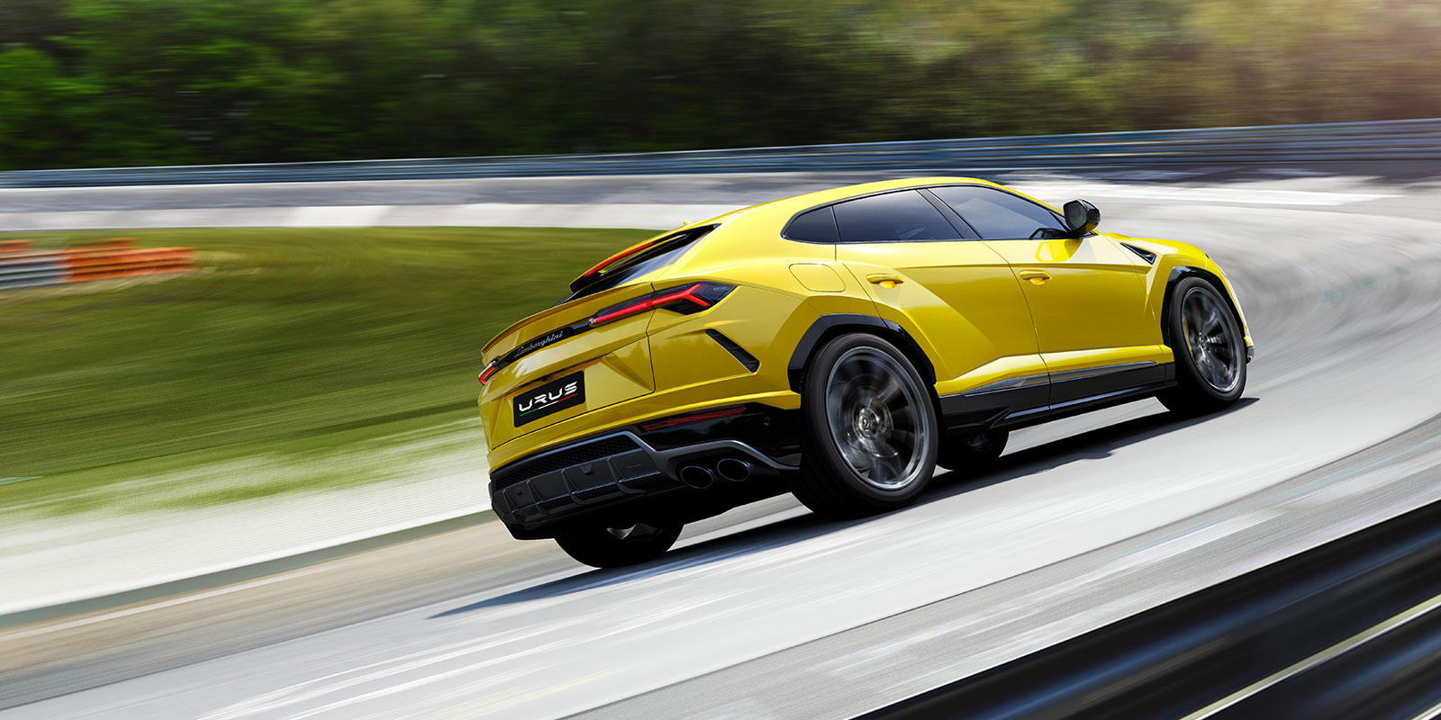 Lamborghini Urus - The World's First Super Sport Utility Vehicle image 8