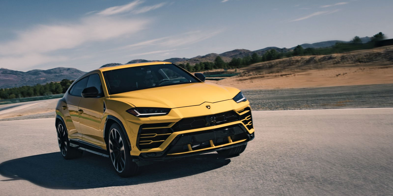Lamborghini Urus - The World's First Super Sport Utility Vehicle image 3