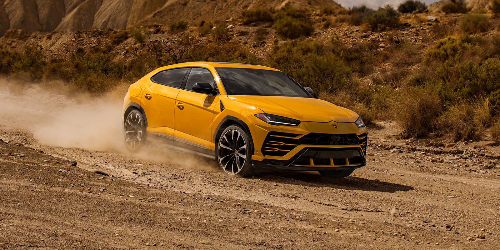 Lamborghini Urus - The World's First Super Sport Utility Vehicle image 1