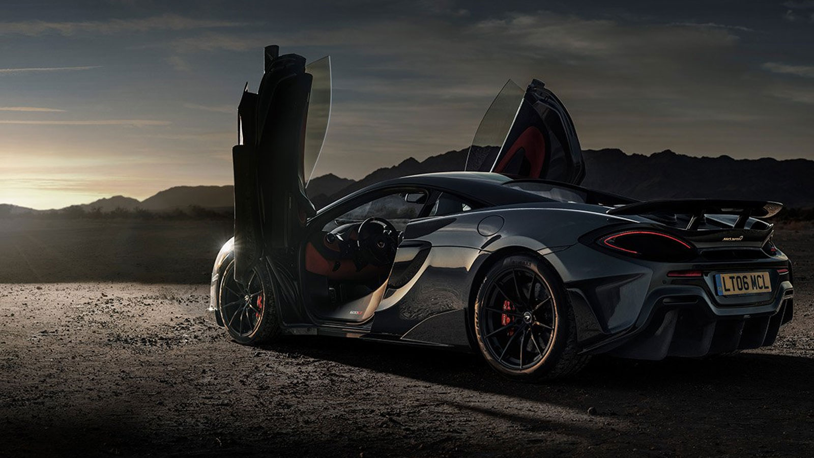 McLaren 600LT - The Edge Is Calling image 1