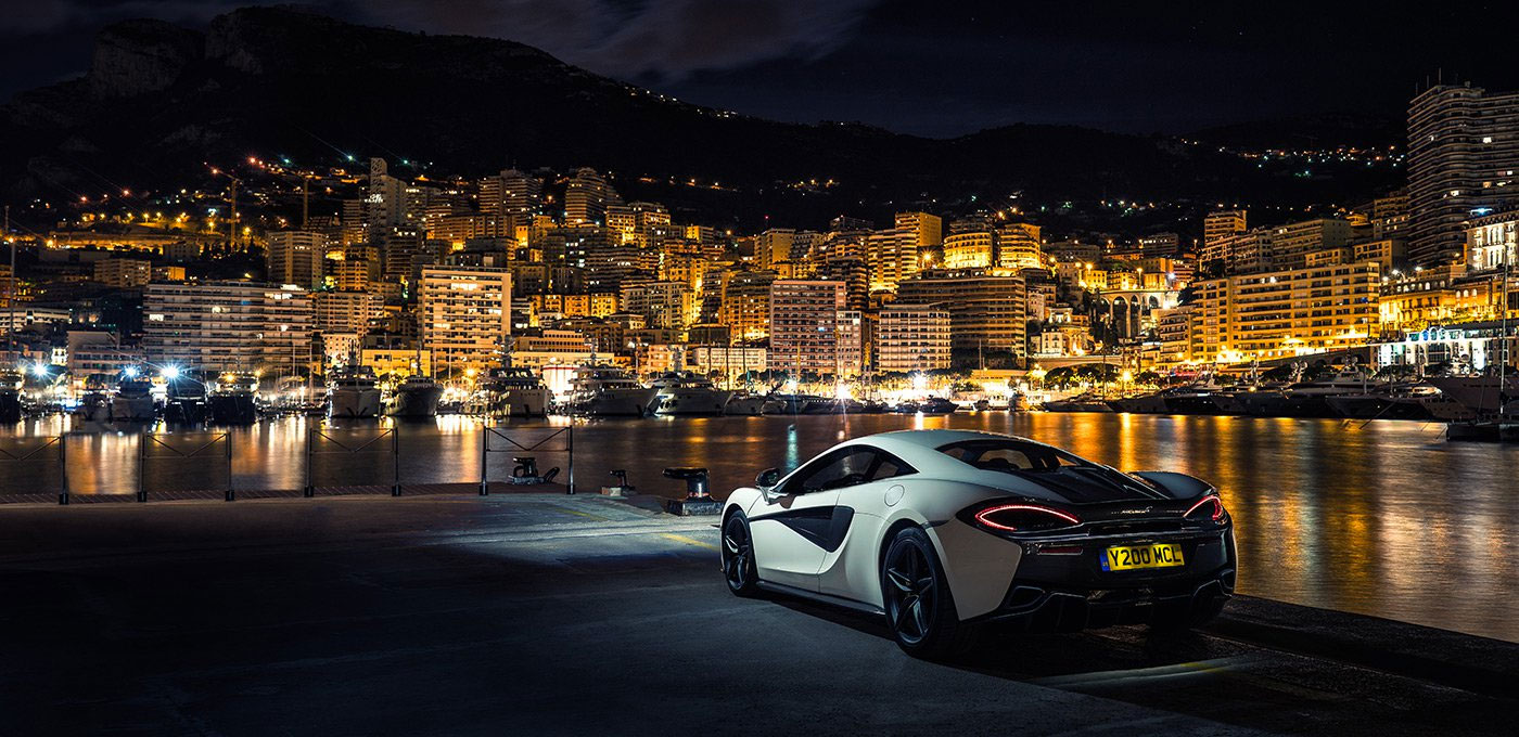 McLaren 540C - For The Everyday image 1