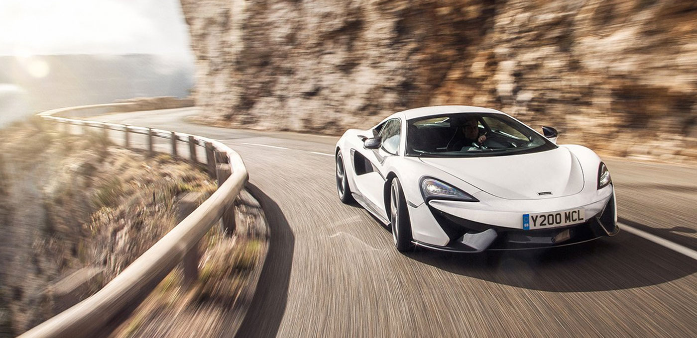 McLaren 540C - For The Everyday image 3