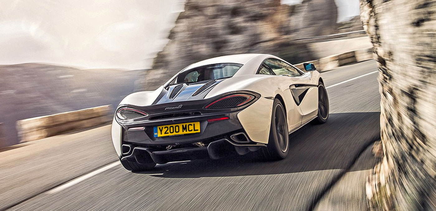 McLaren 540C - For The Everyday image 4