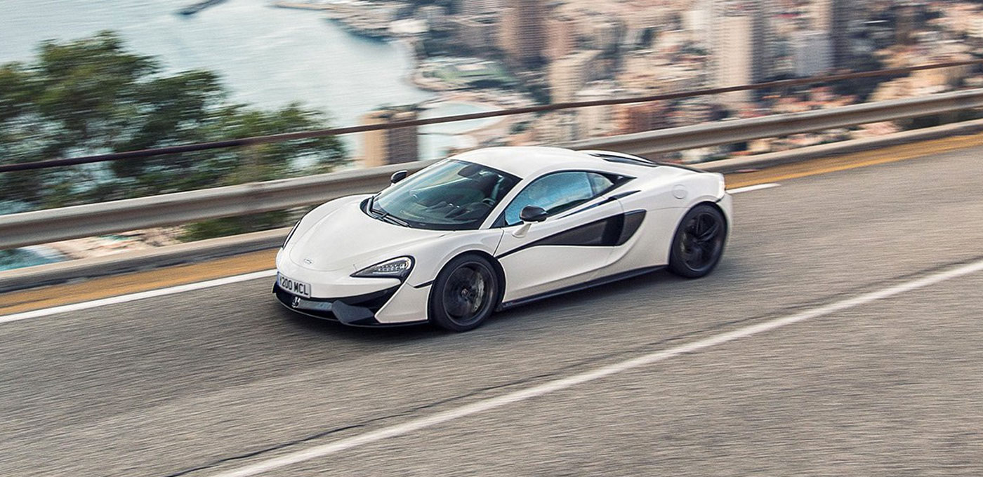 McLaren 540C - For The Everyday image 5
