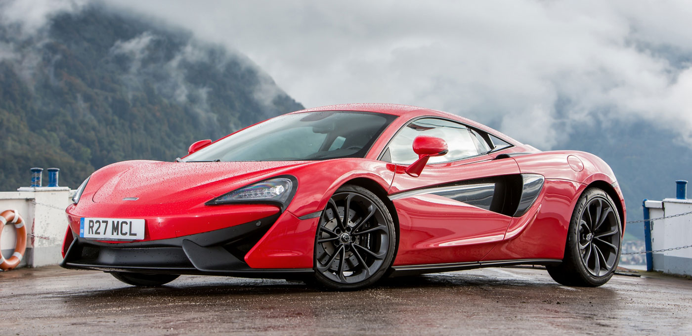 McLaren 540C - For The Everyday image 6