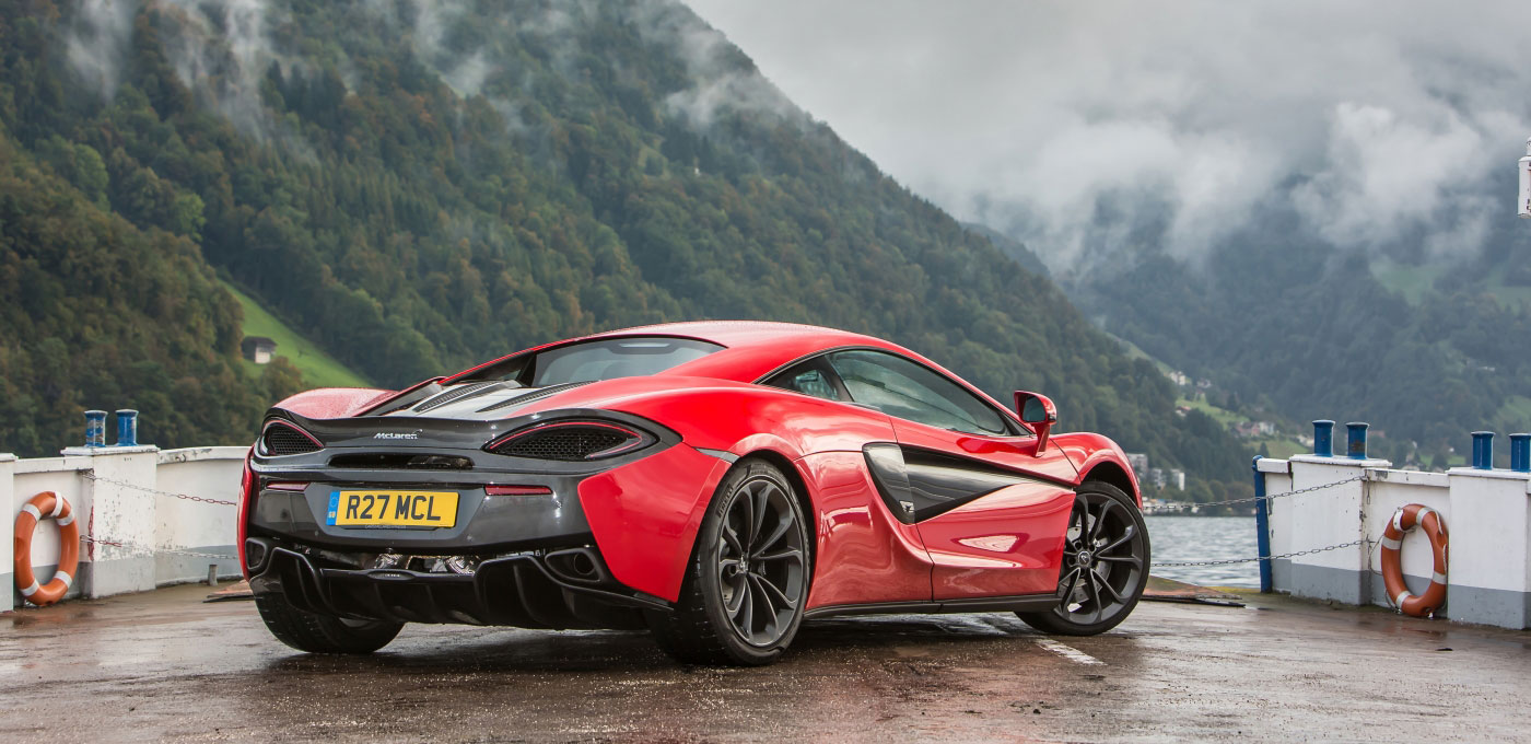 McLaren 540C - For The Everyday image 7