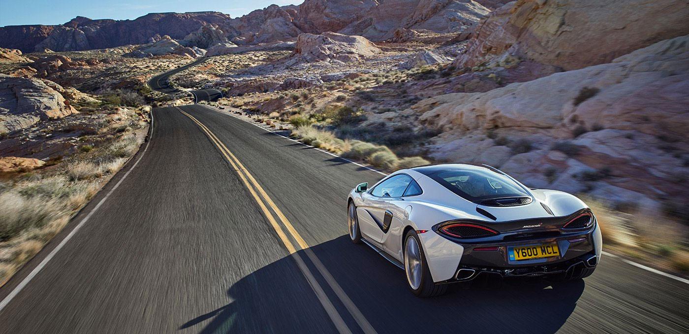 McLaren 570GT - For The Journey image 7