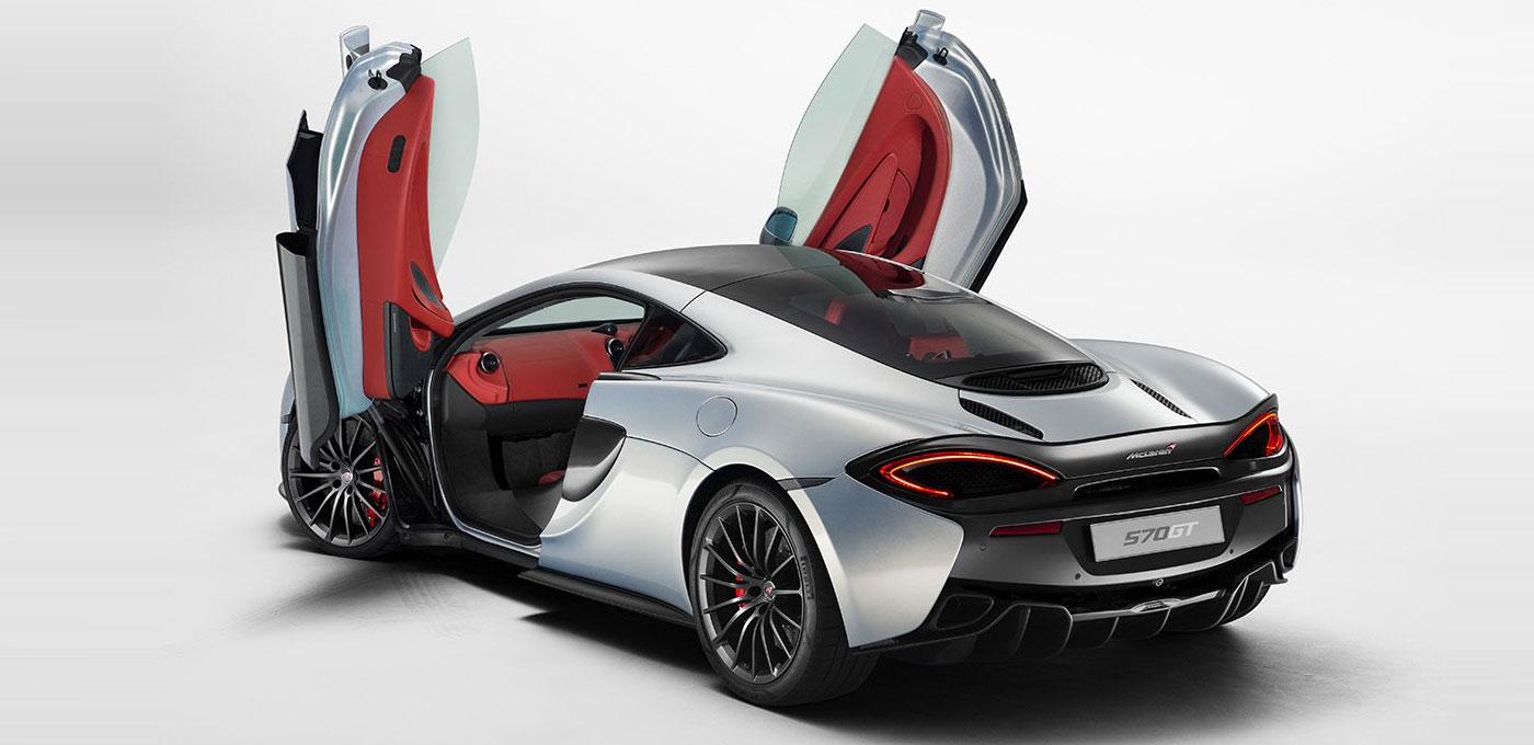 McLaren 570GT - For The Journey image 11