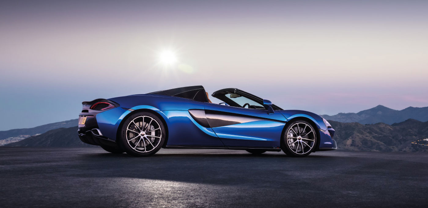 McLaren 570S Spider - For The Exhilaration image 9