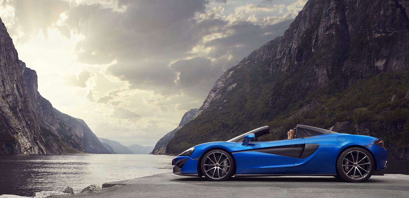 McLaren 570S Spider - For The Exhilaration image 7