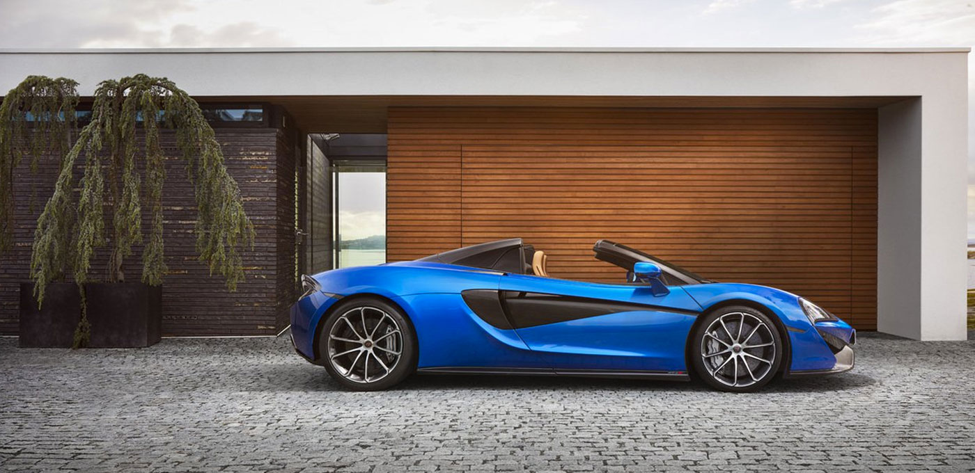 McLaren 570S Spider - For The Exhilaration image 8