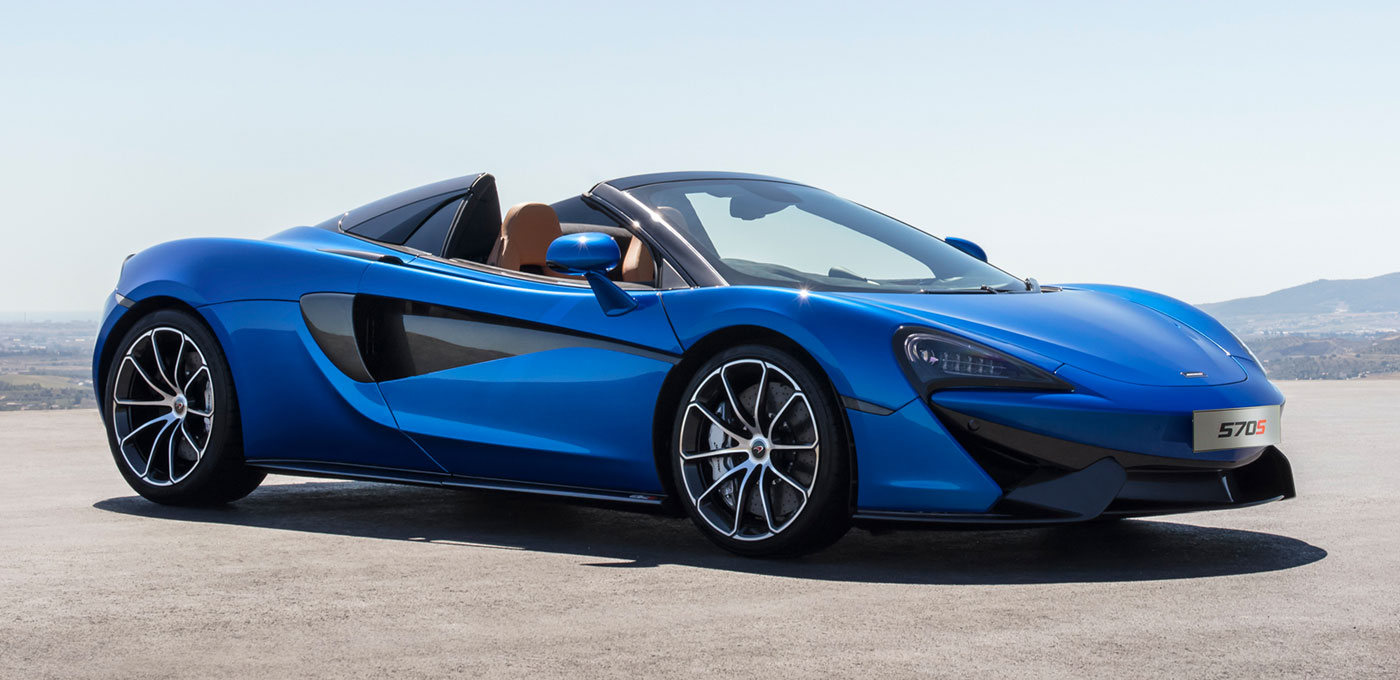 McLaren 570S Spider - For The Exhilaration image 6