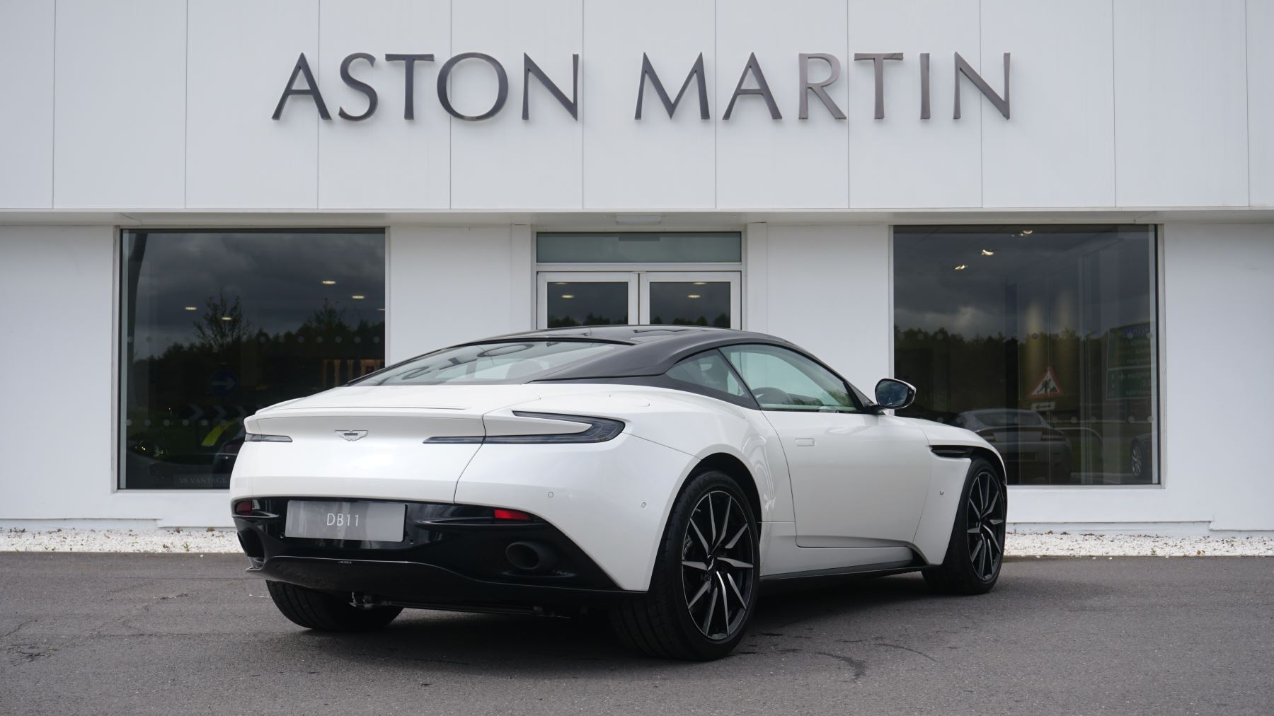 Low Price Car >> Aston Martin DB11 V12 2dr Touchtronic 5.2 Automatic Coupe (2018) at Aston Martin Birmingham