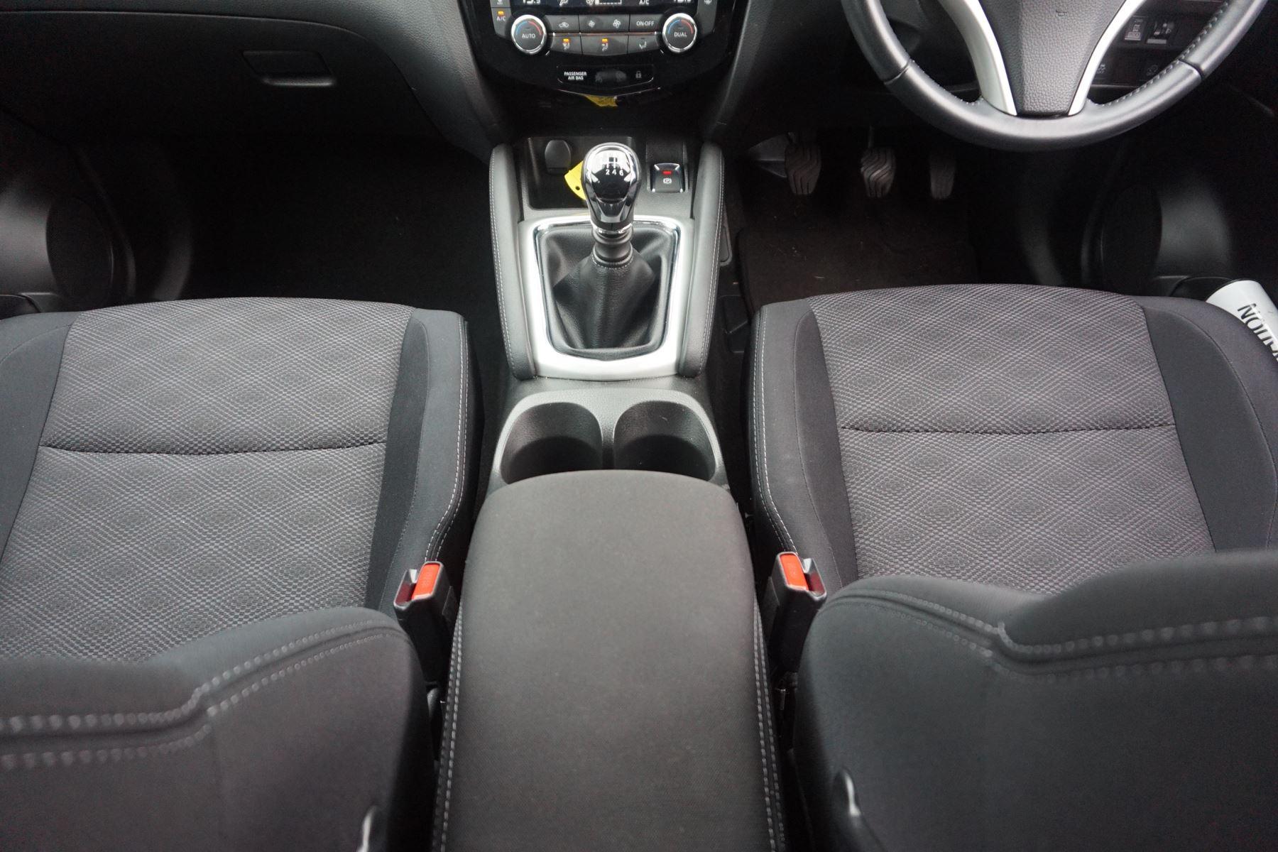 Nissan Qashqai 16 Dci Acenta Premium 4wd Diesel 5 Door Hatchback Skoda Citigo Fuse Box Image 12