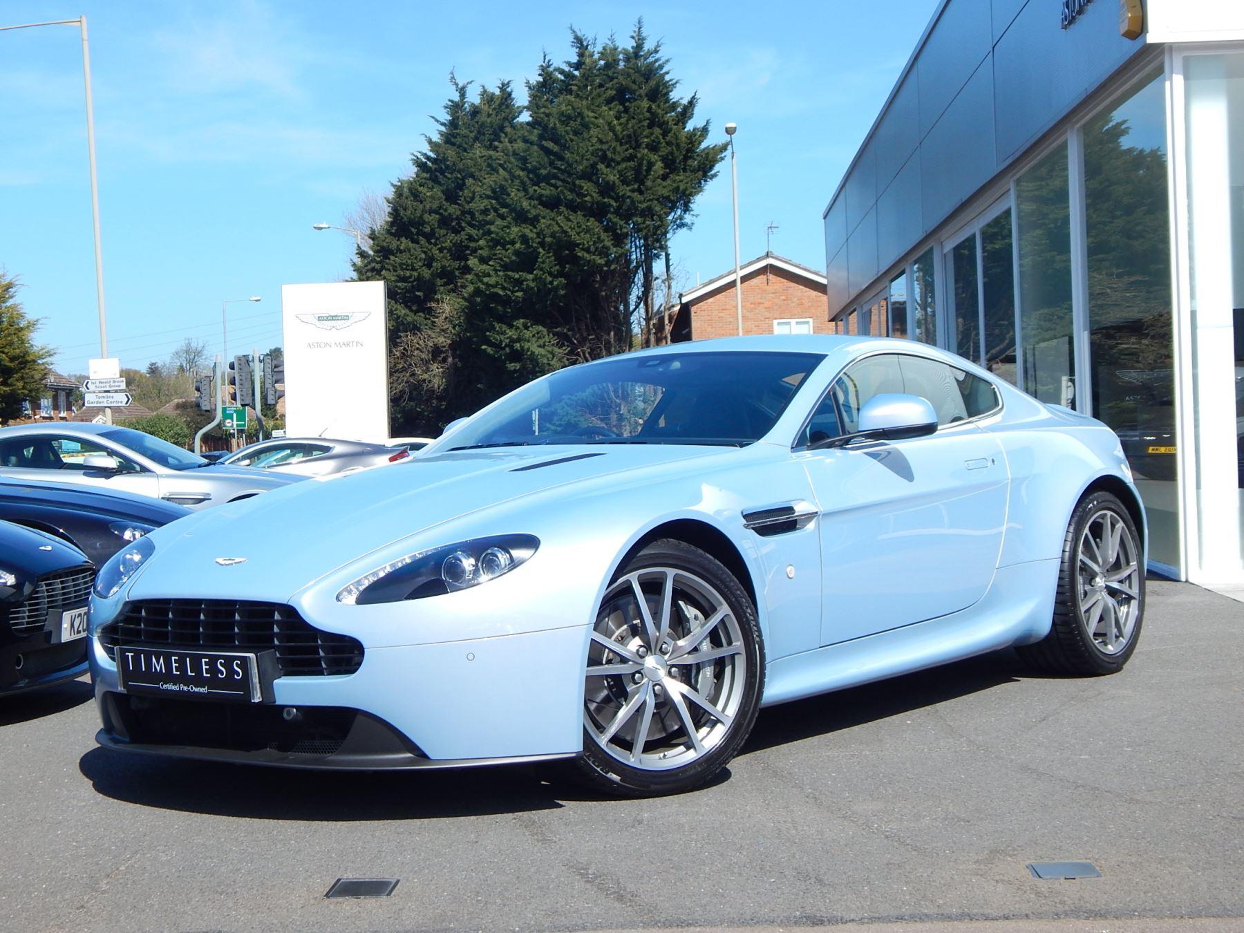 Aston Martin V8 Vantage Coupe V8 4.7 Coupe Sports Shift 2 door (2014) image