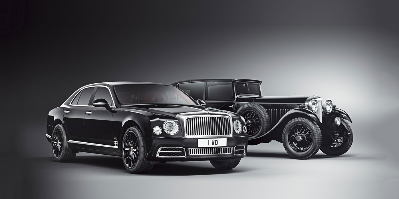Bentley Mulsanne W O Edition by Mulliner