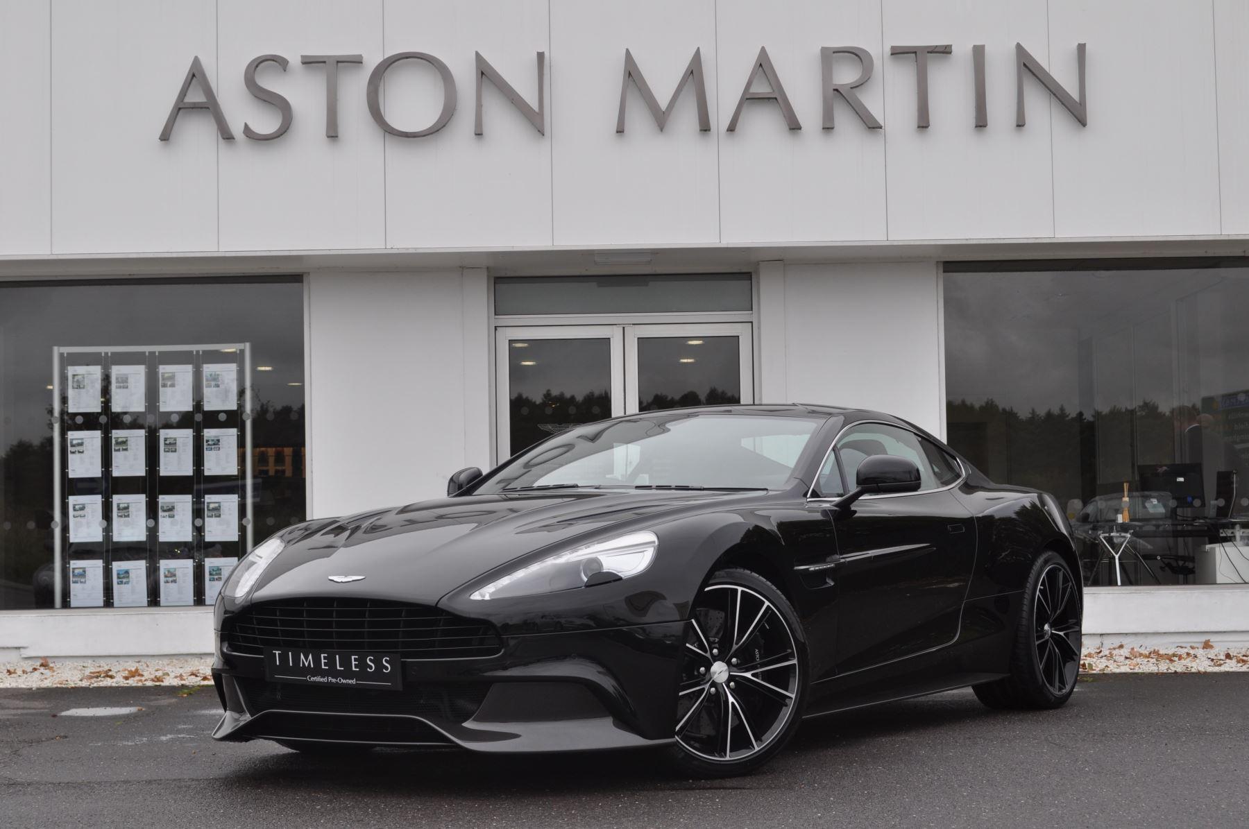Aston Martin Vanquish V12 [568] 2+2 2dr Touchtronic 5.9 Automatic Coupe (2015) image