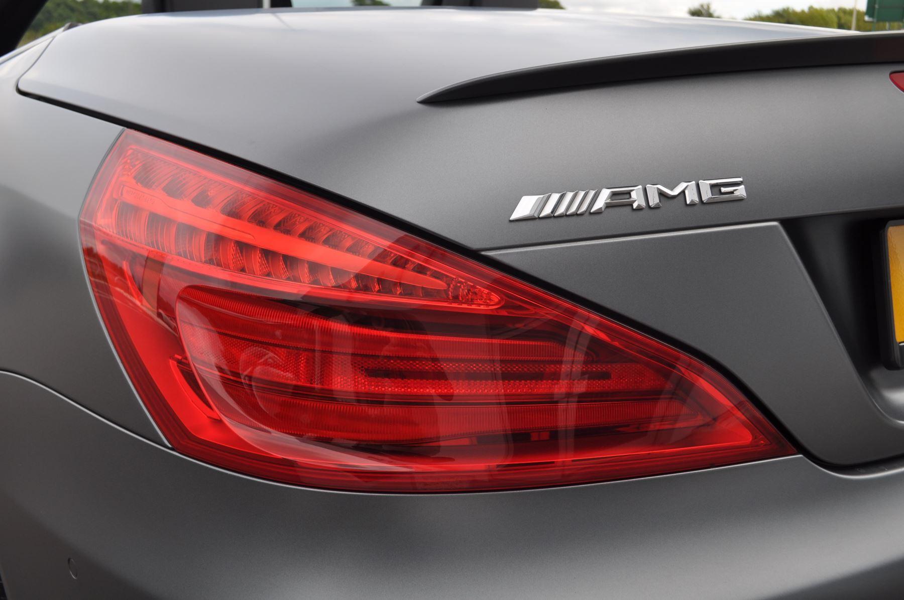 Mercedes Benz SL SL 63 [585] 2dr Tip 5 5 Automatic Convertible 2016