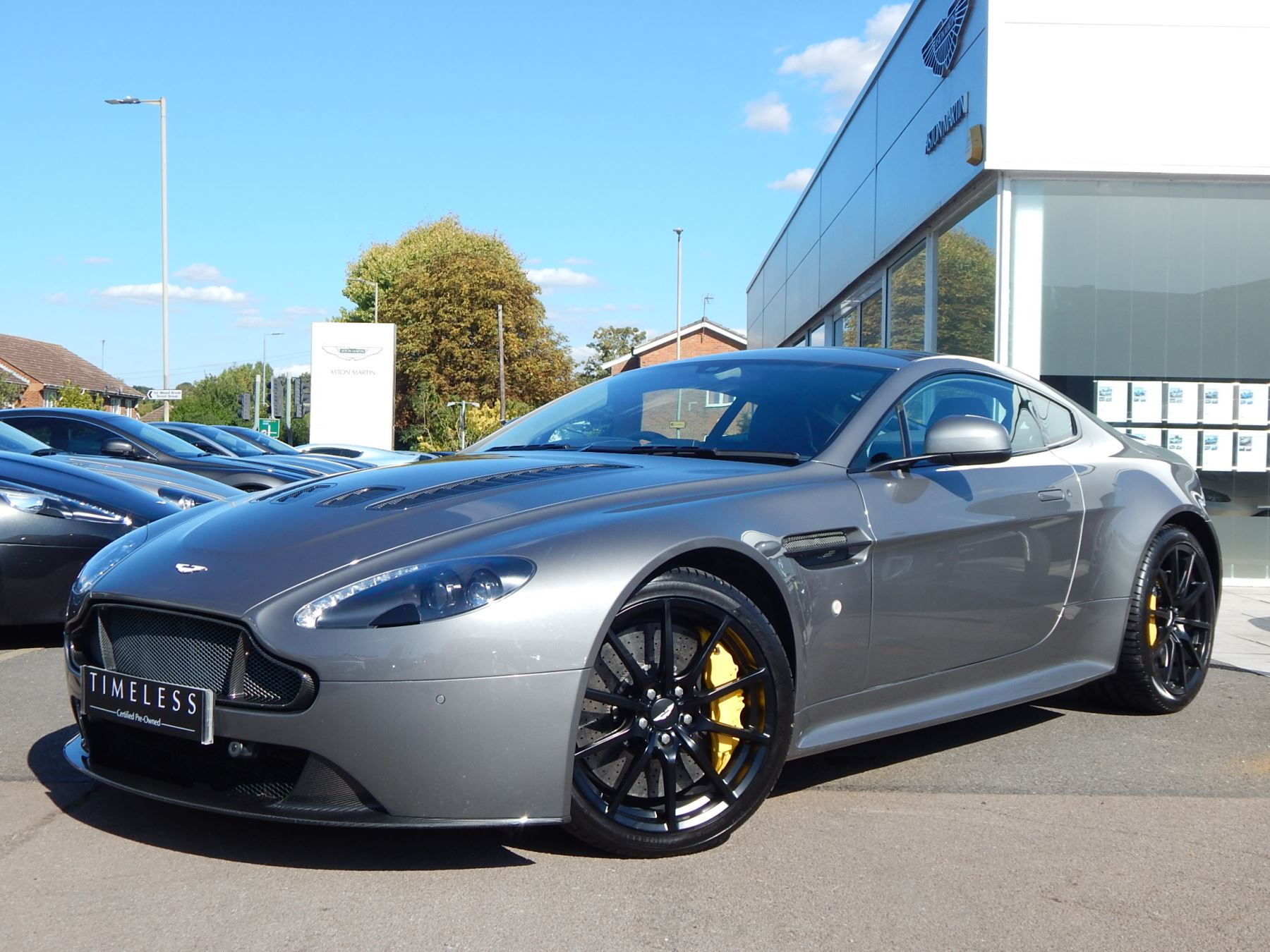 Used Aston Martin Grey Cars For Sale Grange - Used aston martin for sale
