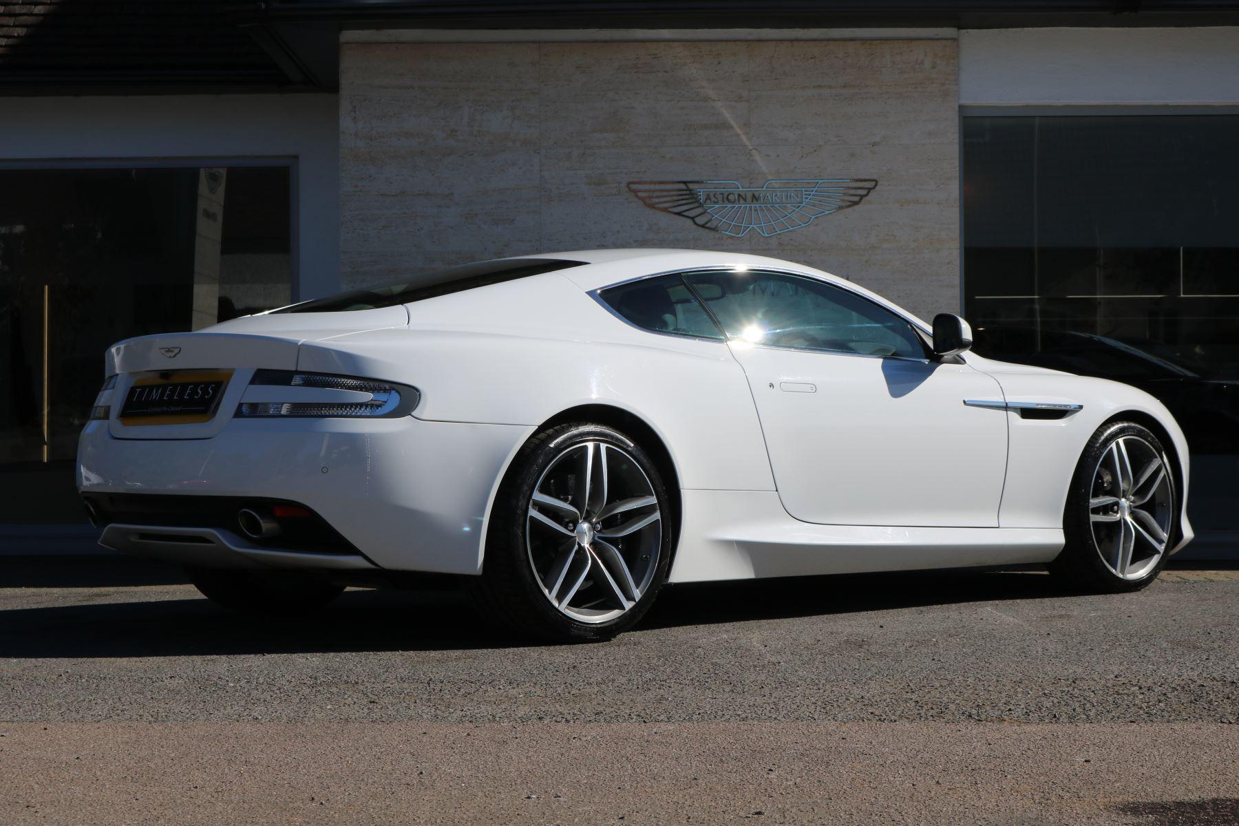 Aston Martin Virage V Dr Touchtronic Automatic Coupe - Aston martin virage coupe