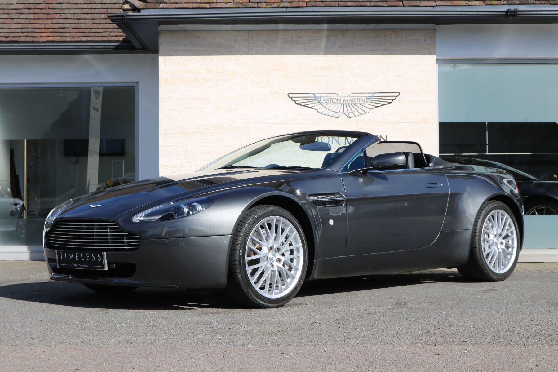Aston Martin V8 Vantage Roadster 2dr [420] 4.7 Roadster (2009) image