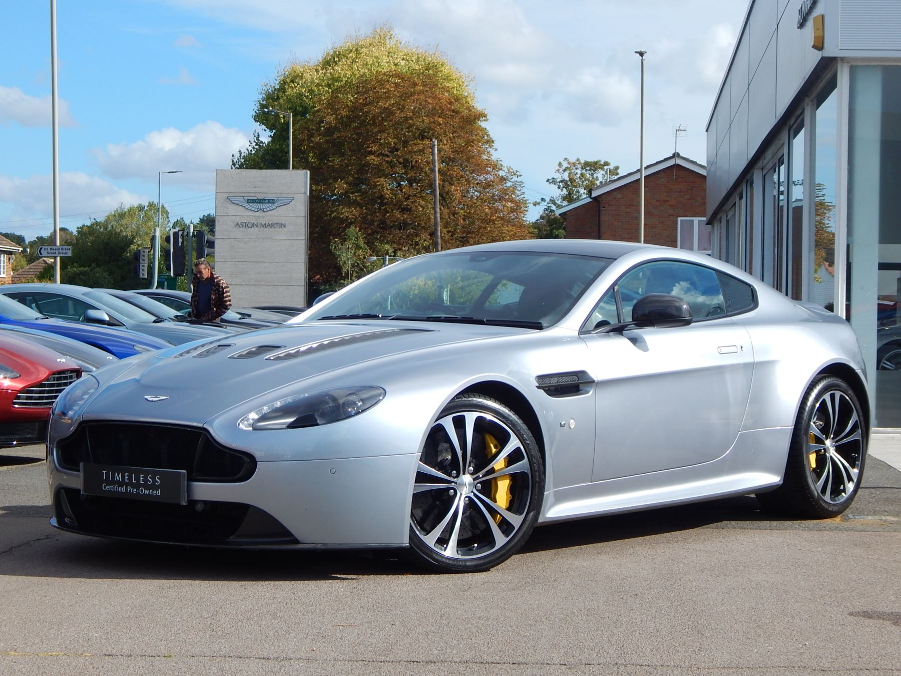 Used Aston Martin Brentwood Cars for Sale