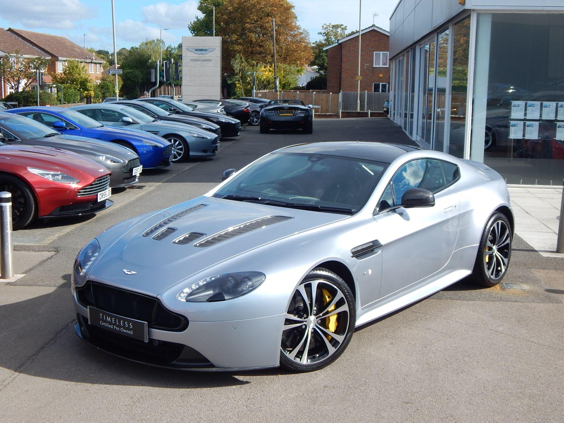Aston Martin V Vantage S Coupe S Dr Sportshift Sports Shift - Aston martin v12