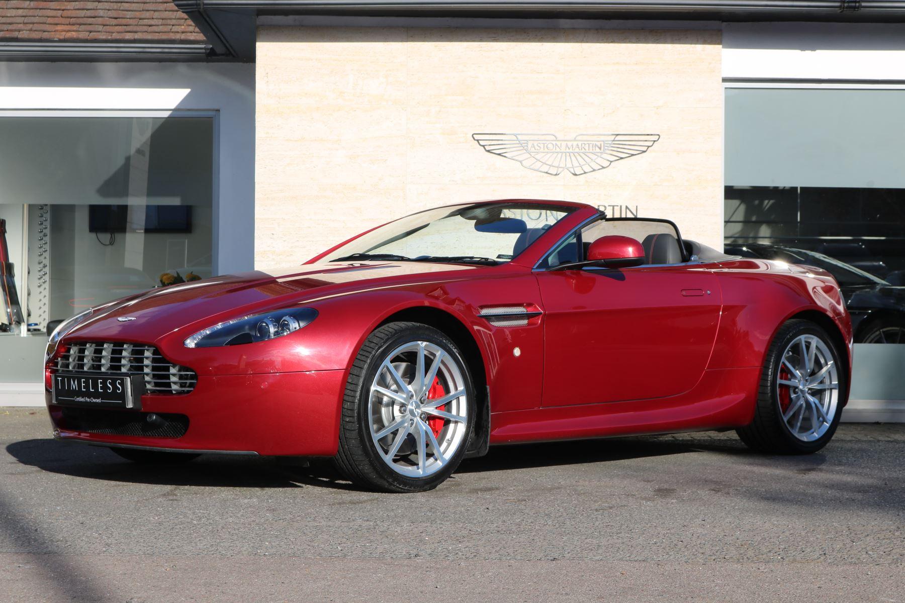 Aston Martin V8 Vantage Roadster 2dr [420] 4.7 Roadster (2011) image