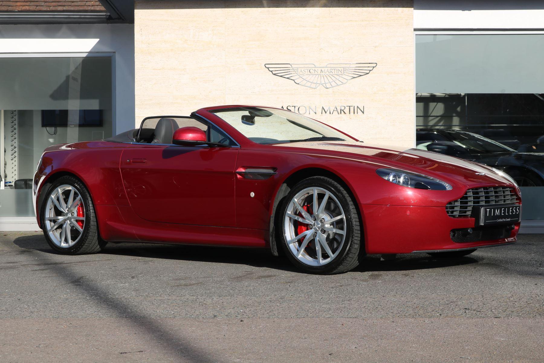 Aston Martin V8 Vantage Roadster 2dr [420] image 3
