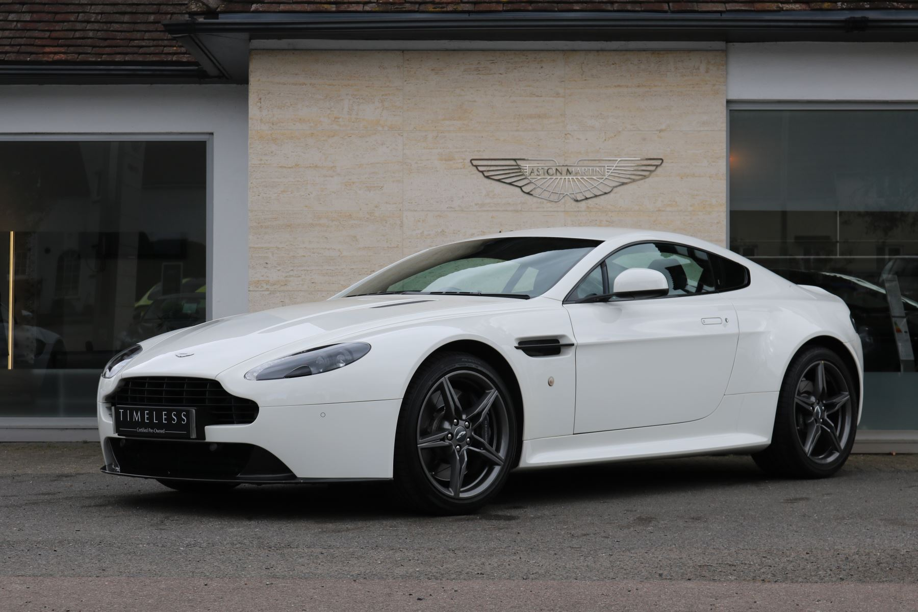 Used Aston Martin White Cars For Sale Grange - Used aston martin