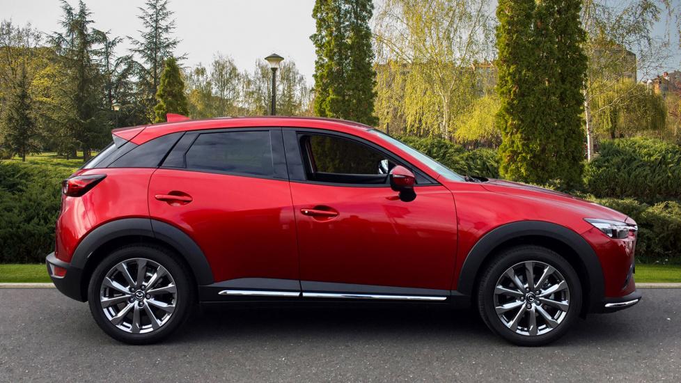 Mazda CX-3 2.0 Sport Nav + 5dr image 5