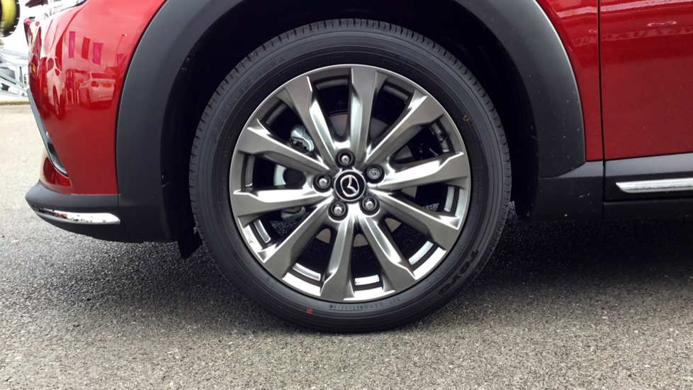 Mazda CX-3 2.0 Sport Nav + 5dr image 8