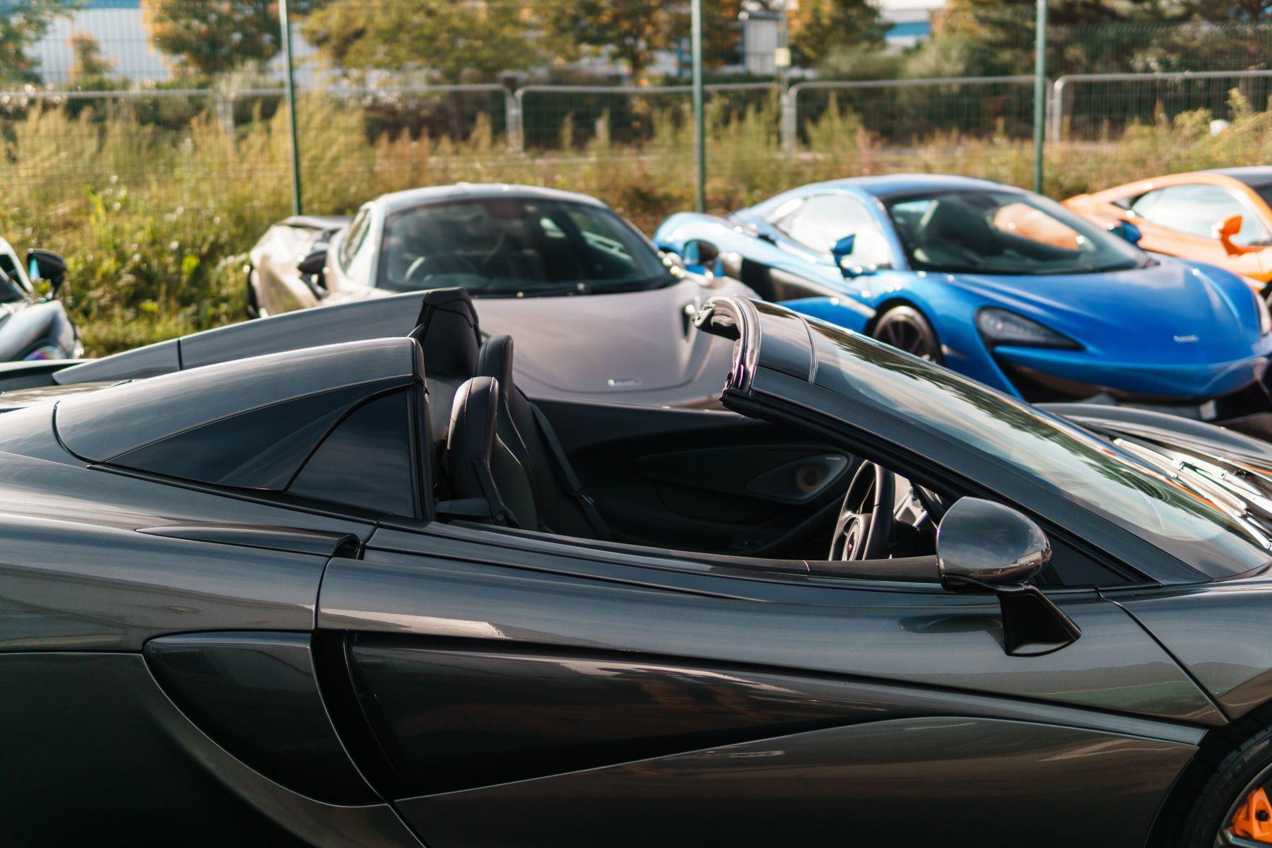 McLaren 570S Spider V8 2dr SSG image 14