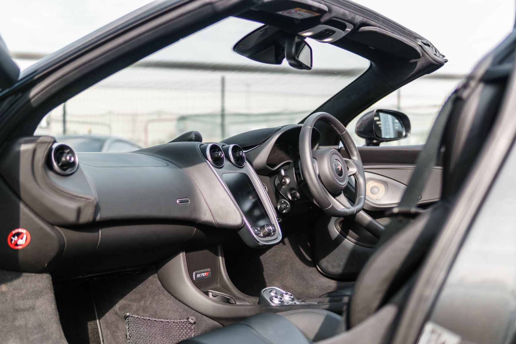 McLaren 570S Spider V8 2dr SSG image 55