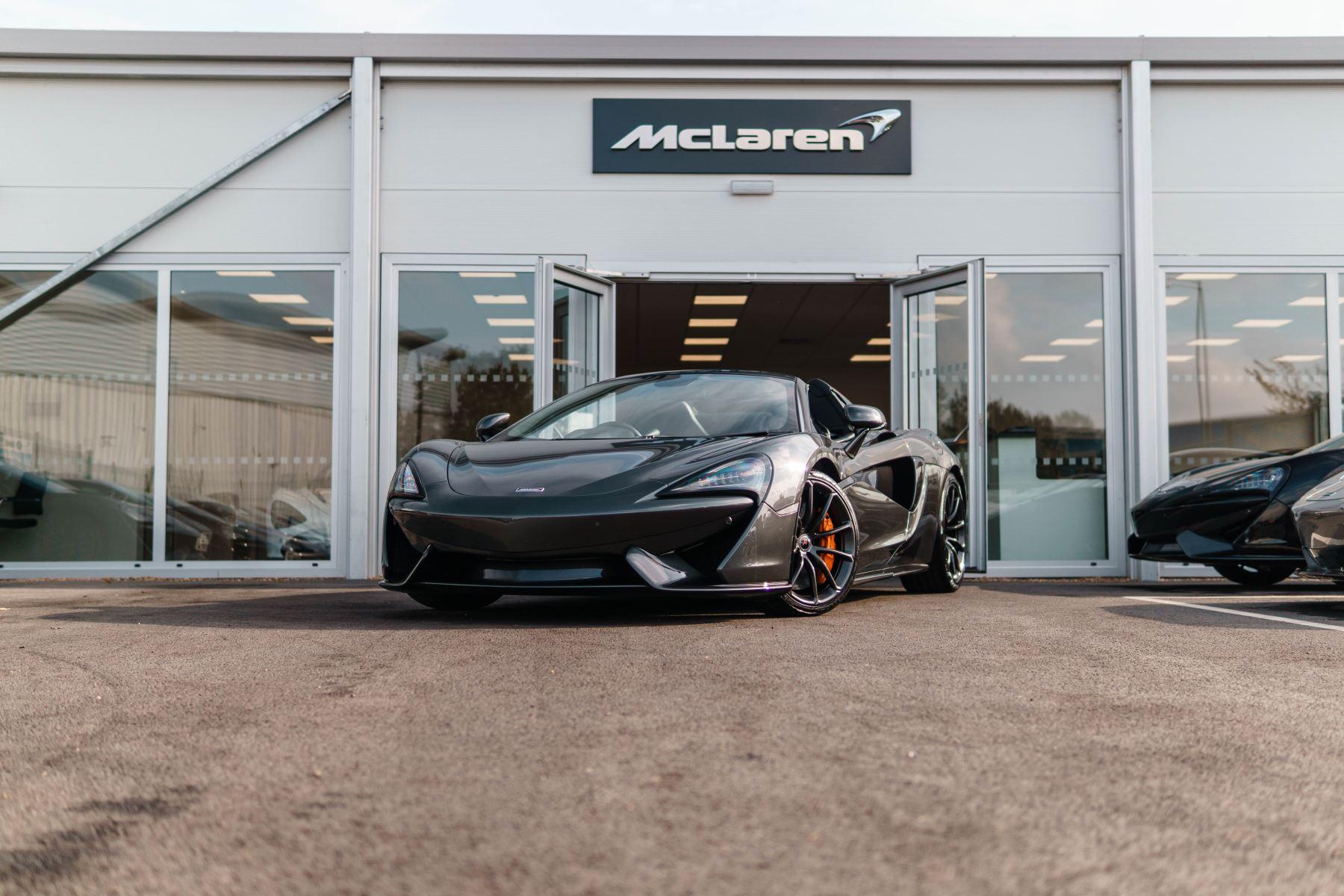 McLaren 570S Spider V8 2dr SSG image 59