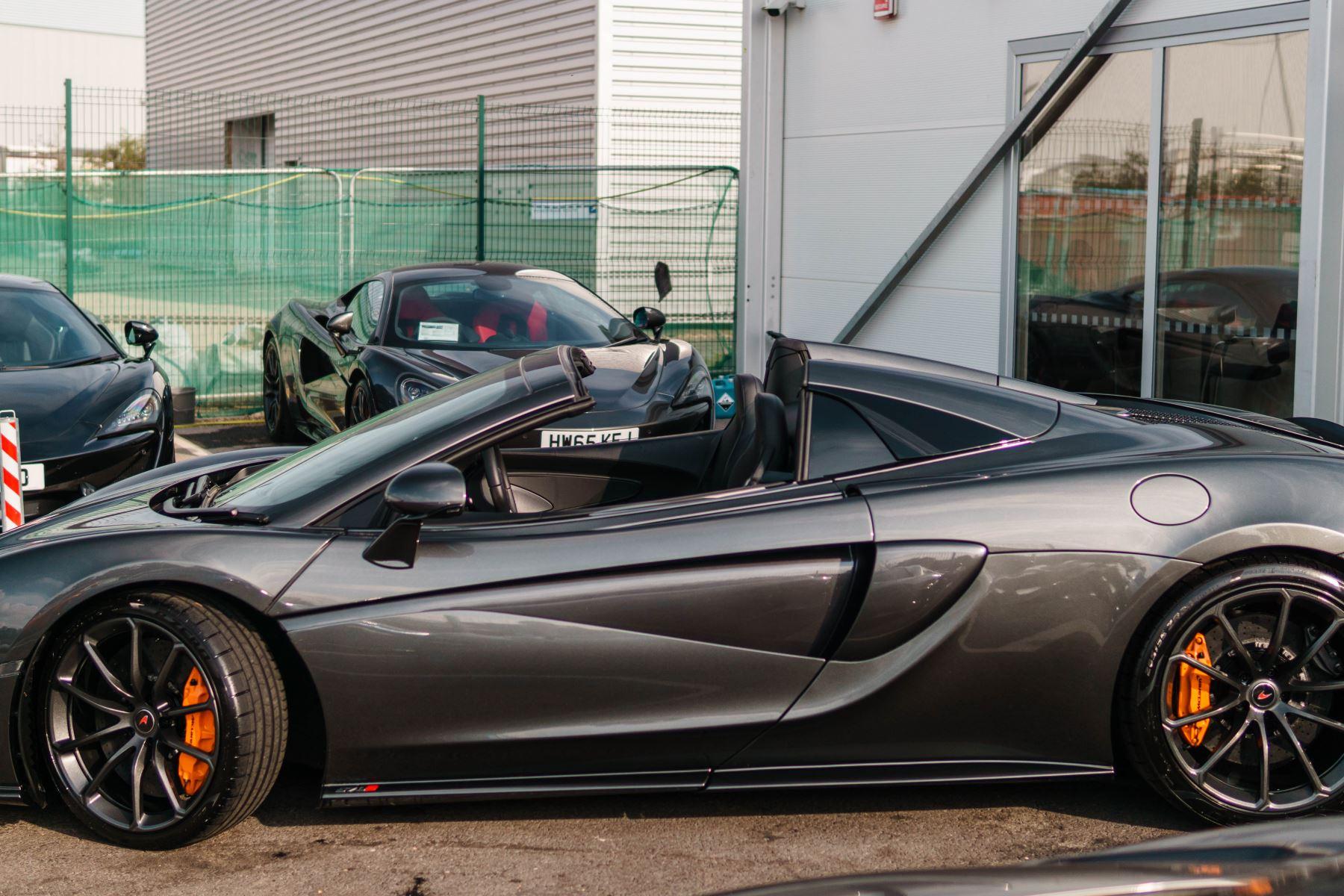 McLaren 570S Spider V8 2dr SSG image 60