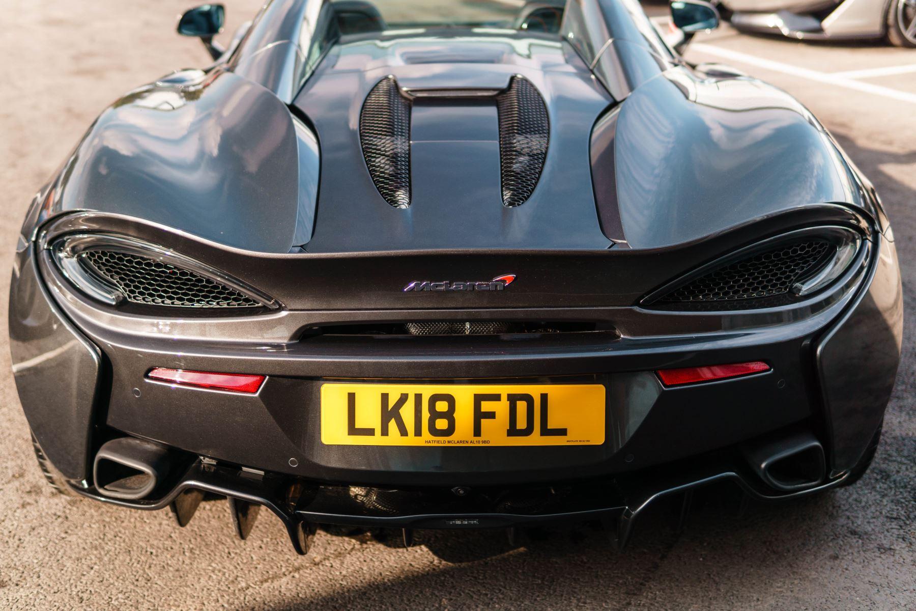 McLaren 570S Spider V8 2dr SSG image 62