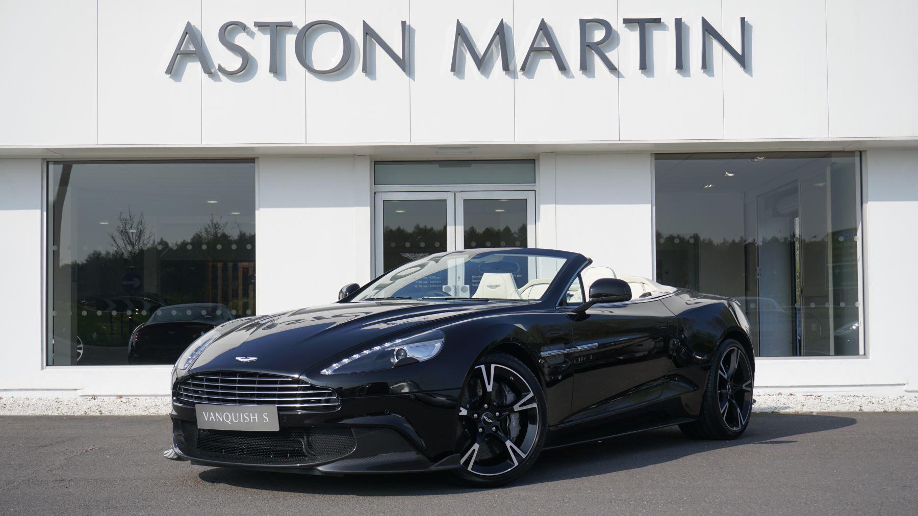 Aston Martin Vanquish S Volante V Dr Volante Touchtronic - Convertible aston martin