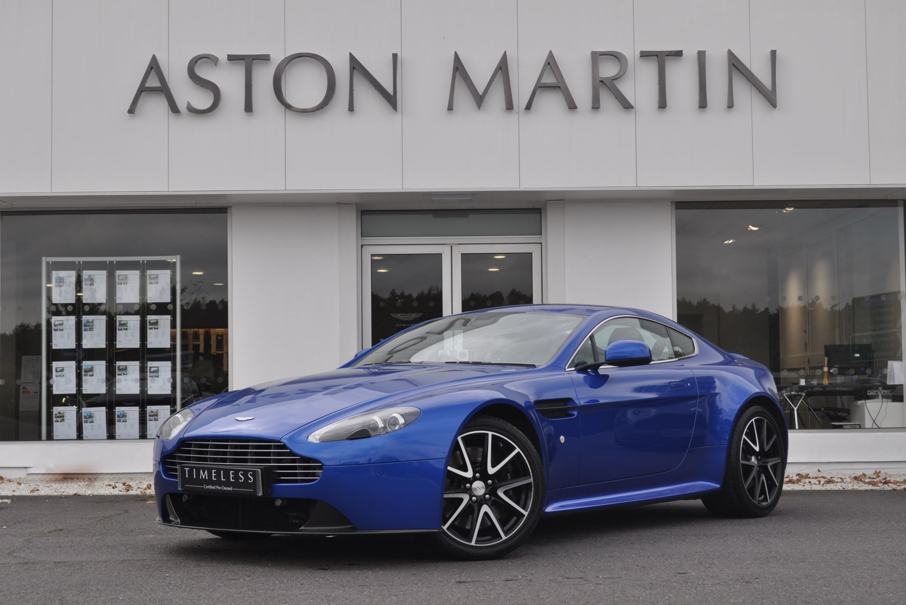 Used Aston Martin V Vantage S Coupe Cars For Sale Grange - Used aston martin v8 vantage