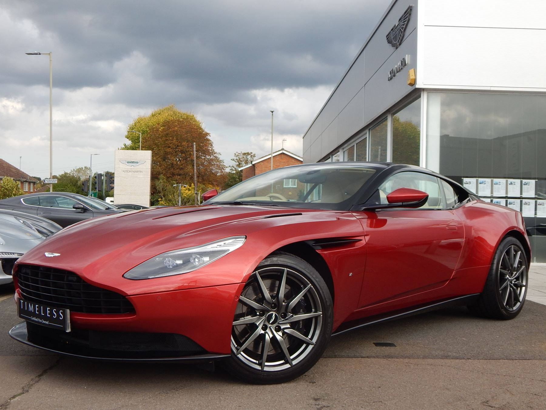 Used Aston Martin Db11 Cars For Sale Motorparks